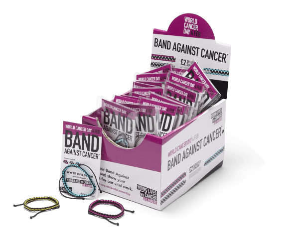 Clic Sargent Charity Retail Campaign