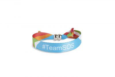 Team SOS Wristband