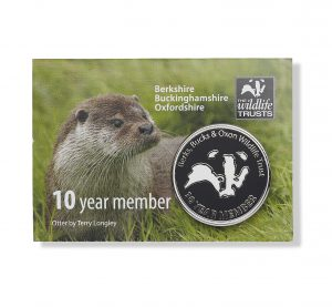 charity badge design